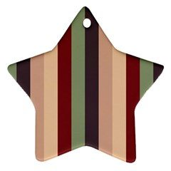 Junkie Zombie Star Ornament (two Sides)