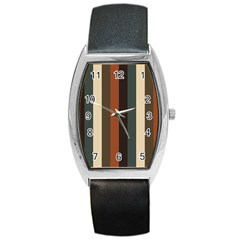 Young Nature Barrel Style Metal Watch
