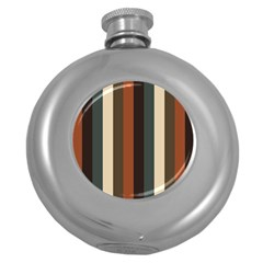 Young Nature Round Hip Flask (5 Oz)
