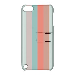 Seafoam Splash Apple Ipod Touch 5 Hardshell Case With Stand