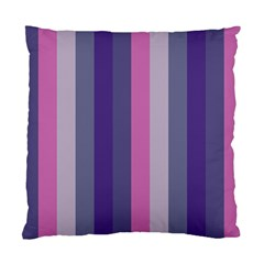 Concert Purples Standard Cushion Case (one Side)