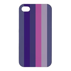 Concert Purples Apple Iphone 4/4s Hardshell Case