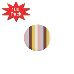 Dolly 1  Mini Buttons (100 Pack)