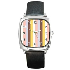 Dolly Square Metal Watch