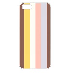 Dolly Apple Iphone 5 Seamless Case (white)