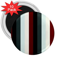 Sitting 3  Magnets (10 Pack)
