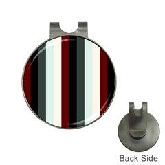 Sitting Hat Clips With Golf Markers