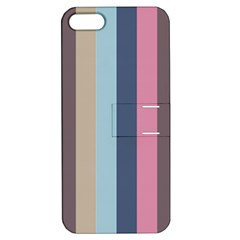 Modern Baroque Apple Iphone 5 Hardshell Case With Stand