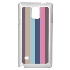 Modern Baroque Samsung Galaxy Note 4 Case (white)