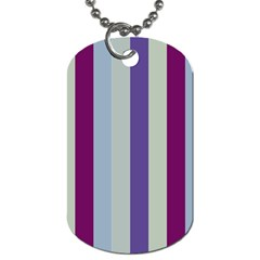 Sea The Sky Dog Tag (one Side)