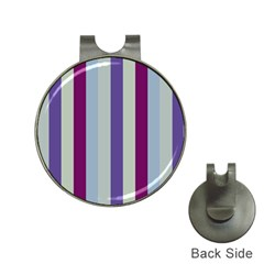 Sea The Sky Hat Clips With Golf Markers