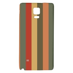 Amongst The Pigeons Galaxy Note 4 Back Case