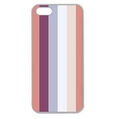 Grape Tapestry Apple Seamless Iphone 5 Case (clear)