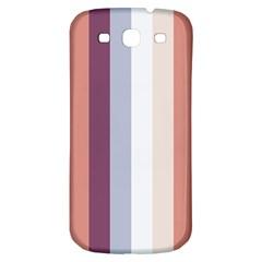 Grape Tapestry Samsung Galaxy S3 S Iii Classic Hardshell Back Case