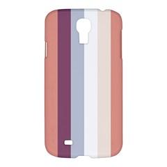 Grape Tapestry Samsung Galaxy S4 I9500/i9505 Hardshell Case