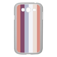 Grape Tapestry Samsung Galaxy Grand Duos I9082 Case (white)