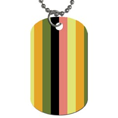 Afternoon Dog Tag (two Sides)