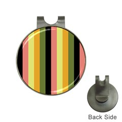 Afternoon Hat Clips With Golf Markers