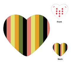 Afternoon Playing Cards (heart)