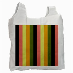 Afternoon Recycle Bag (one Side)