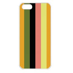 Afternoon Apple Iphone 5 Seamless Case (white)