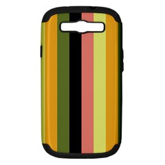 Afternoon Samsung Galaxy S Iii Hardshell Case (pc+silicone)
