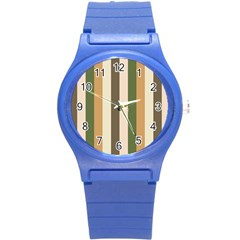 Earth Goddess Round Plastic Sport Watch (s)