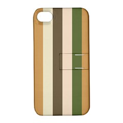 Earth Goddess Apple Iphone 4/4s Hardshell Case With Stand