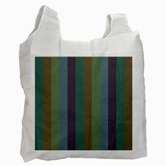 Rainy Woods Recycle Bag (one Side)