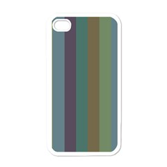 Rainy Woods Apple Iphone 4 Case (white)