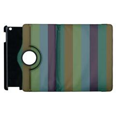Rainy Woods Apple Ipad 2 Flip 360 Case