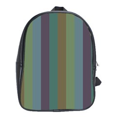 Rainy Woods School Bag (xl)
