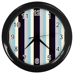 Sailor Wall Clocks (black)