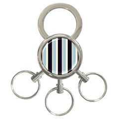 Sailor 3 Ring Key Chains
