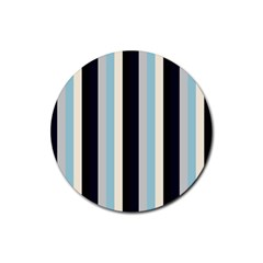 Sailor Rubber Round Coaster (4 Pack)