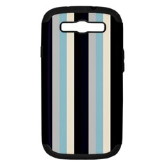 Sailor Samsung Galaxy S Iii Hardshell Case (pc+silicone)