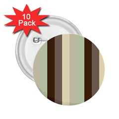 Mint Sunday 2 25  Buttons (10 Pack)