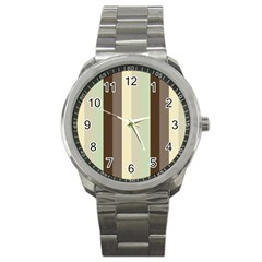 Mint Sunday Sport Metal Watch