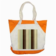 Mint Sunday Accent Tote Bag