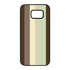 Mint Sunday Samsung Galaxy S7 Edge Black Seamless Case