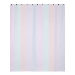 Albino Pinks Shower Curtain 60  X 72  (medium)