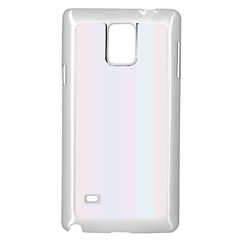 Albino Pinks Samsung Galaxy Note 4 Case (white)