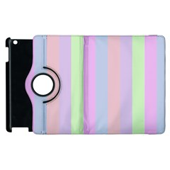 Baby Shoes Apple Ipad 3/4 Flip 360 Case