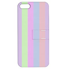 Baby Shoes Apple Iphone 5 Hardshell Case With Stand