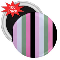 Electric Sunday 3  Magnets (100 Pack)