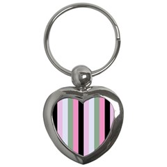 Electric Sunday Key Chains (heart)