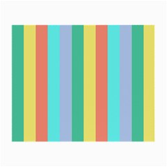 Summer Stripes Small Glasses Cloth (2 Side)