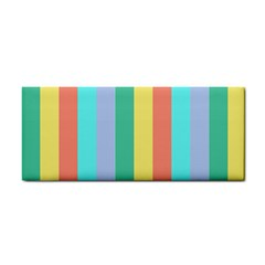 Summer Stripes Cosmetic Storage Cases