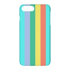 Summer Stripes Apple Iphone 8 Plus Hardshell Case