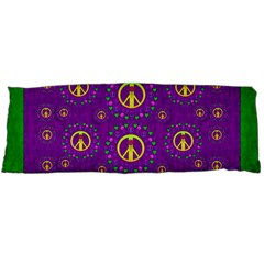 Peace Be With Us In Love And Understanding Body Pillow Case (dakimakura)